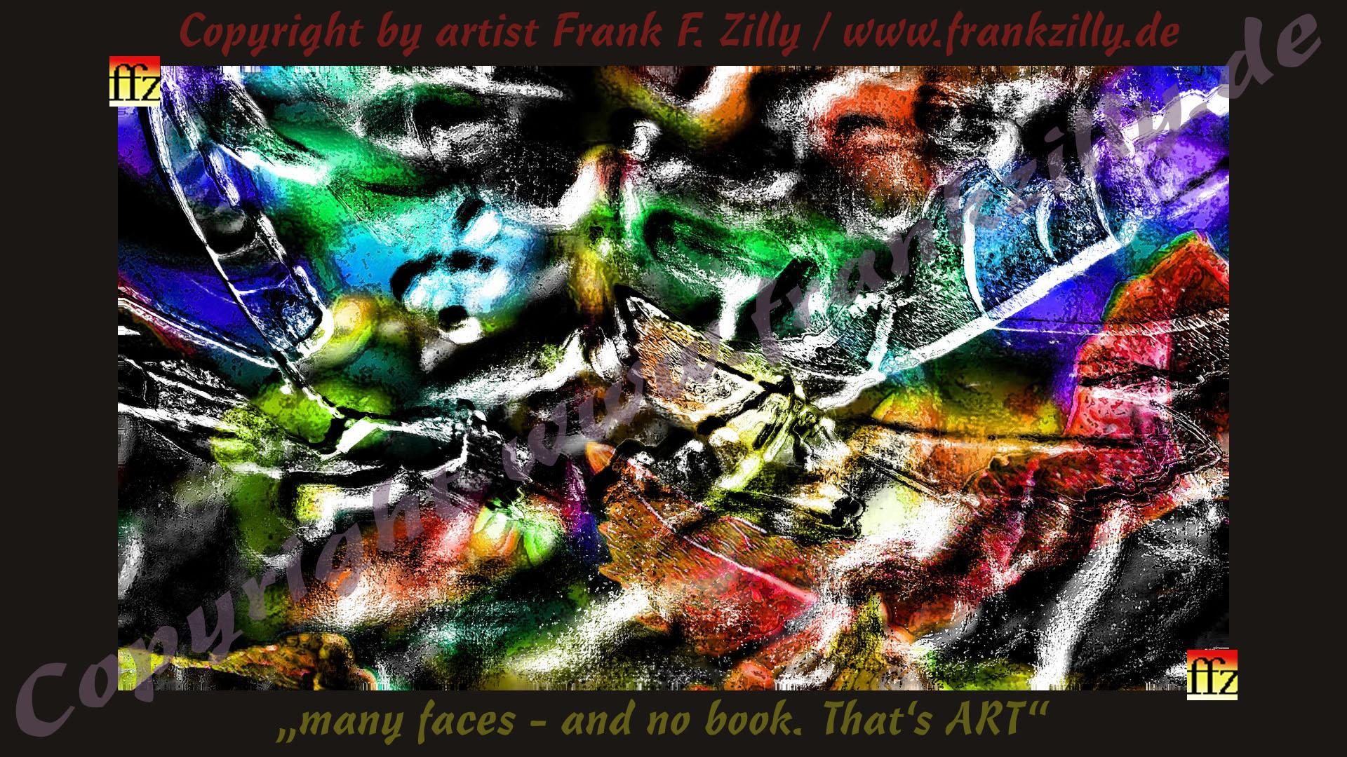 Zilly (ffz) | abstrakte Kunst digital